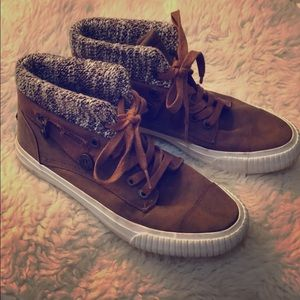 Blowfish sneakers 🐡